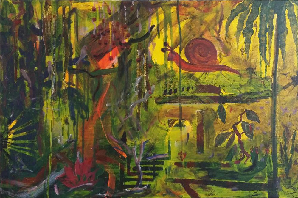 once concrete, now jungle, 2014(1)